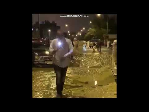 NAGBANGGAAN DAHIL SA BAHA-Kuwait