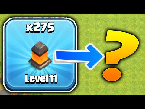 """Clash Of Clans – """"NEW!!"""" UPDATE INFORMATION! NEW Troop, Level 12 Walls, Loot + MORE!! (CoC Update)"""