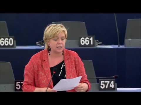 Hilde Vautmans 06 Jul 2016 plenary speech on Middle East Peace Process