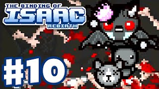 The Binding of Isaac: Rebirth - Gameplay Walkthrough Part 10 - Azazel with 9 Lives (PC)