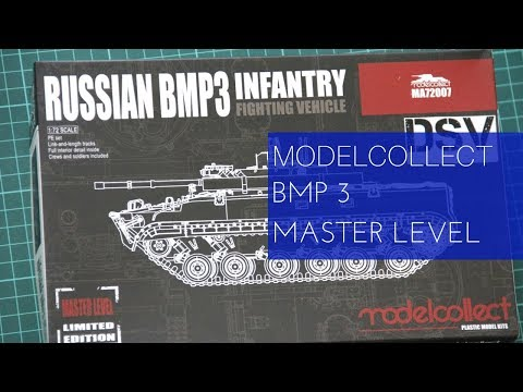 Modelcollect 1/72 BMP3 Master Level...