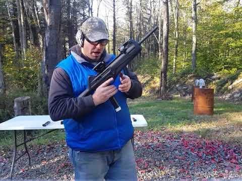 Beretta CX4 Storm 9mm rifle review - 1/2