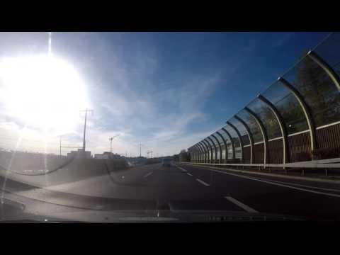 Alto estrada Lausanne à Genebra, Aeroporto de Genebra Suíça