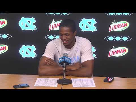 UNC Men's Basketball: Kenny Williams pre-Sweet 16 Press Conference