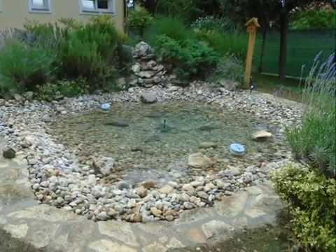 Vrtno jezero - Uređenje - YouTube