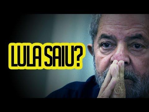 LULA SOLTO! | Por Rubinho Nunes