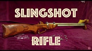 How to Make a Powerful Slingshot Rifle
