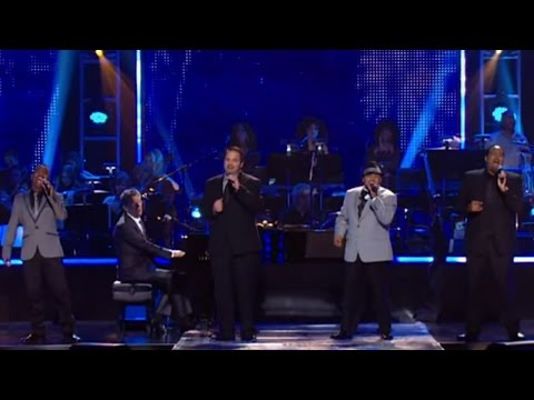 All4One  I Can Love You Like That & I Swear Medley with David Foster