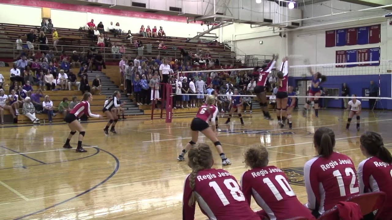 Cherry Creek Regis Jesuit Volleyball Full 3 Game