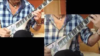 Children Of Bodom - Lil Bloodred Ridin Hood (guitar cover)