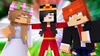 RAMONA FORCES LITTLE KELLY AND LEO TO GET MARRIED?! Minecraft The Set Up (Custom Roleplay)