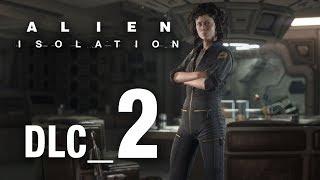 OSTATNIA OCALAŁA || Alien: Isolation [#2][DLC]