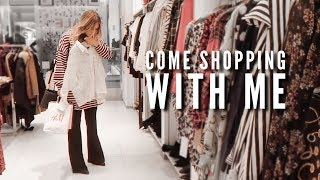 Come Sales Shopping With Me | Fashion Influx