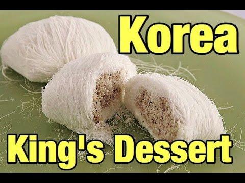 How Its Made The Korea Kings Dessert 16000 Honey Strings