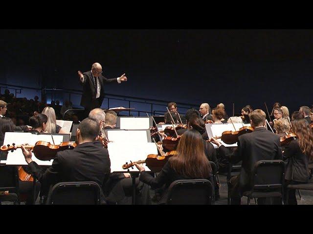 Sibelius' Symphony No. 5 in E-flat Major - La Jolla Symphony and Chorus