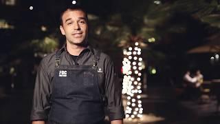 Chef Jordi Noguera from the Michelin awarded FOC, Singapore visits JW Marriott New Delhi Aerocity