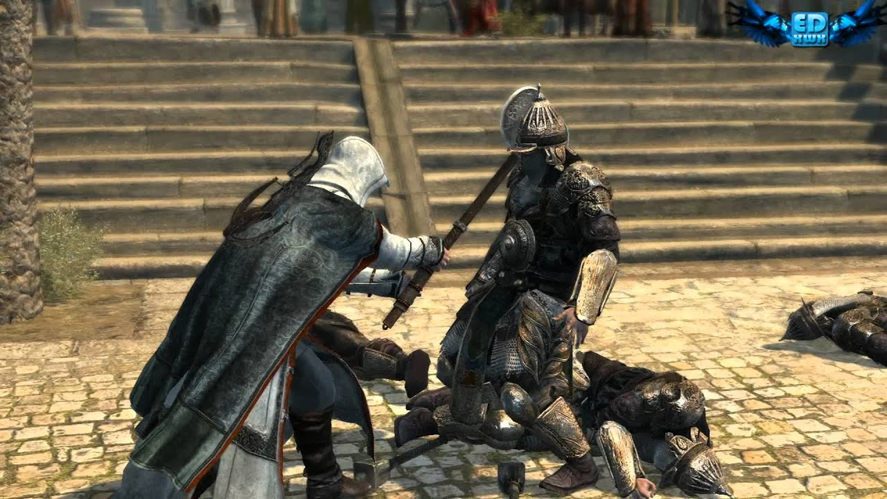 Assassins Creed 2 Wallpaper Hd 1080p Assassin S Creed Revelations Finishing Moves Compilation