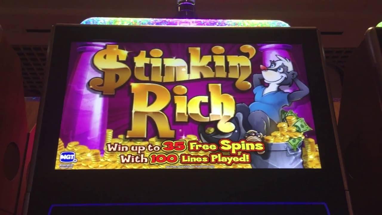Stinkin Rich Game