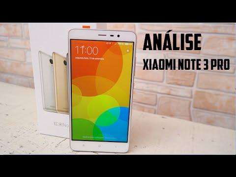 Review e Análise Xiaomi Redmi Note 3 PRO - O MELHOR