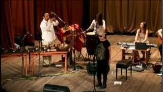 """Sainkho Namtchylak  &  ethno orchestra  """"Alpha  Co"""""""