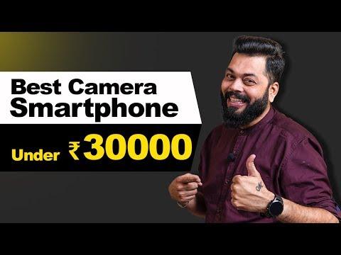 TOP 5 BEST CAMERA MOBILE PHONES UNDER ₹30000 BUDGET ⚡⚡⚡ 2020