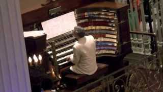 Wanamaker Organ Day 2013 - Denis Bédard - Toccata