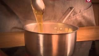 """Яблоки с мёдом и орехами: рецепты консервации от """"Утра на 5"""""""