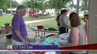 Orlds Longest Yard Sale Starts — VACA