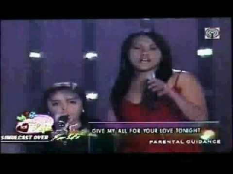 Charice - at Bulilit Popstar  2004    part 1