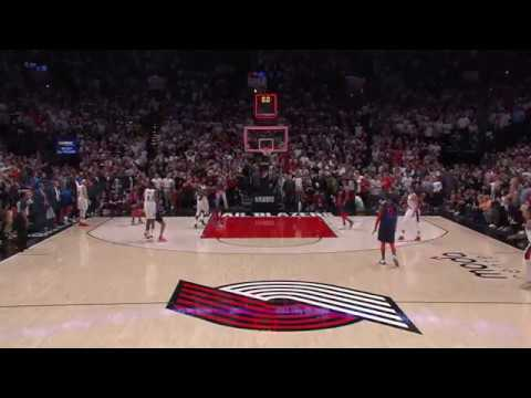 Every angle of Damian Lillard's game-winner vs. Oklahoma City