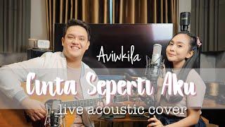 Aurelie Hermansyah Cinta Seperti Aku Acoustic Cover