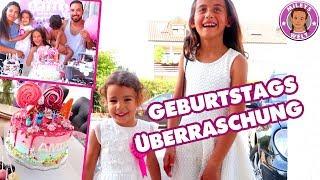 GEBURTAGSFEIER - MILEY ÜBERRASCHT Mädchen mit EDA - Mileys WELT