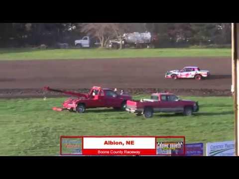 Boone County Raceway Heats 5-4-18