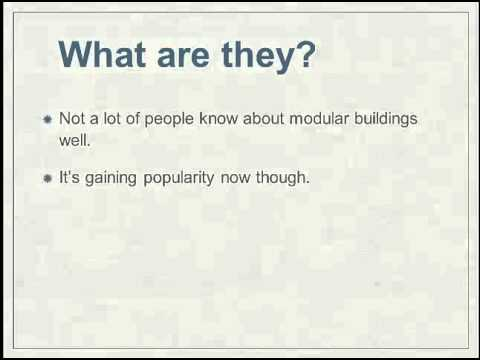Modular buildings their advantages and disadvantages - Disadvantages of modular homes ...