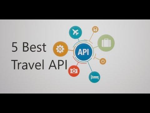 Top 5 Best Travel APIs | List of Flight Booking System