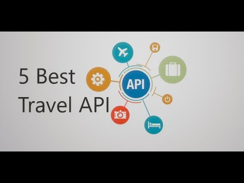 Top 5 Best Travel APIs | List of Flight Booking System