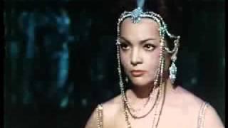 """Sara Montiel - Loca (from """"La reina del Chantecler"""")"""