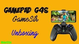 Gamepad G4S - GameSir - Unboxing