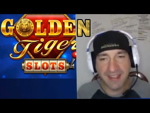 GOLDEN TIGER SLOTS Slot Game By IGS | Android / IOS | Review & Let's Play Gameplay Youtube YT Video