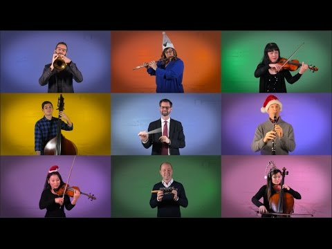 Happy Holidays from the Kansas City Symphony