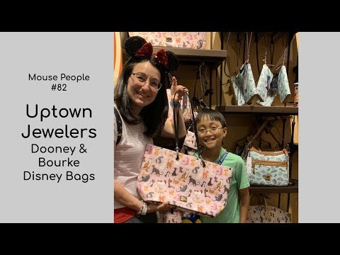 Uptown Jewelers Dooney & Bourke Disney Bags #82