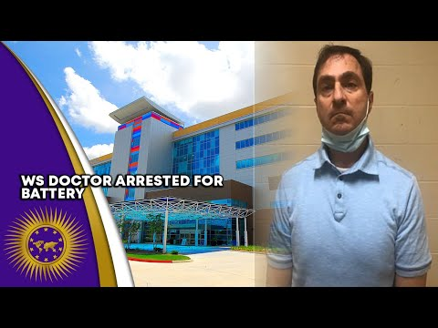WS Pediatric Doctor Charged After Elbowing & Yelling Neega At Black College Student