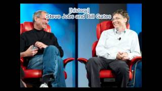 Steve Jobs is dead but Bill Gates is alive. 2011 [Subtitle]