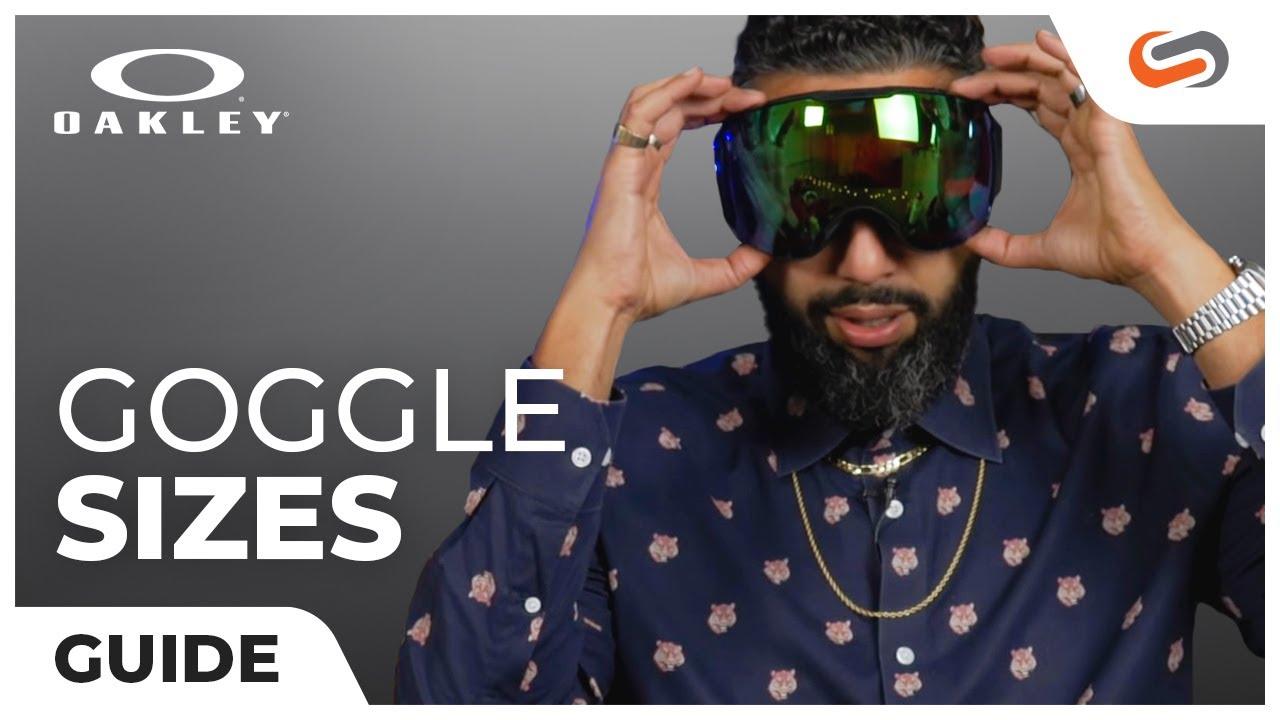 da2d3c51a5bd Oakley Goggle Size Guide - YouTube