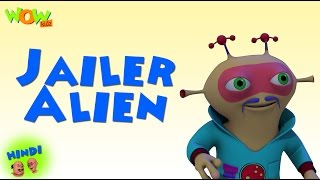 Jailer Alien - Motu Patlu in Hindi