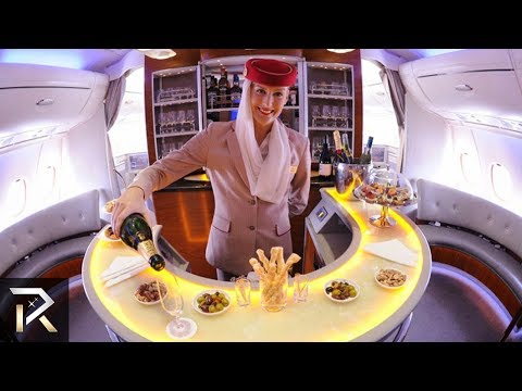The Most Luxurious Airlines Only Rich People Can Afford