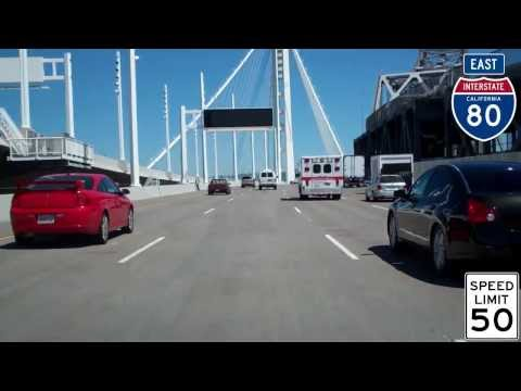 The NEW Bay Bridge:  The First Encounter