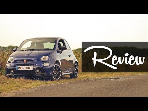 2020 Abarth 595 Competizione Review – the hot hatch king?