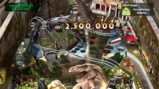 Pinball FX3 - Jurassic World Tables Gameplay