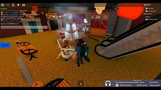 🎃 The 2019 Halloween Update in the Roblox lobby 🎃